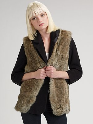 elizabeth and james, wilderness blazer with vest